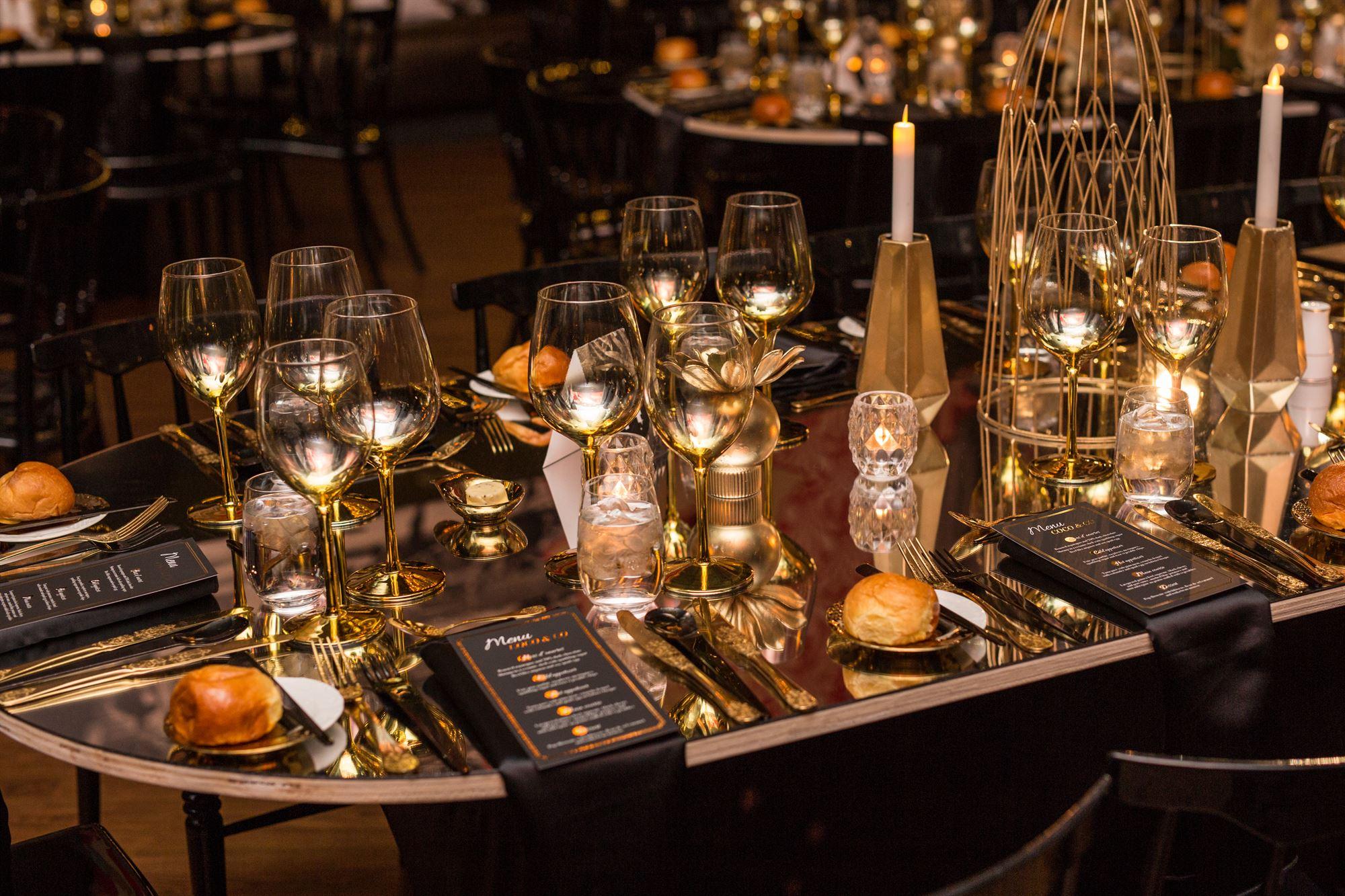 Table Setting Coco 2017 Christmas
