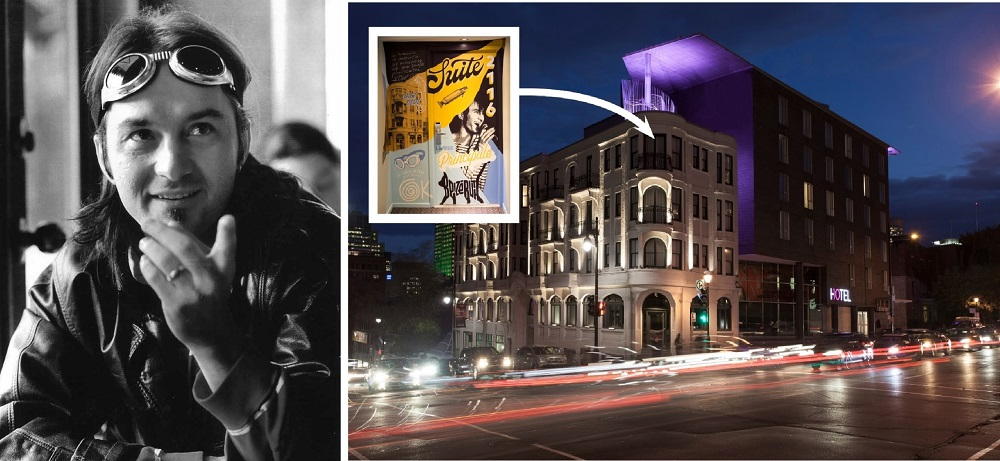 Chez Dédé Suite at Hotel 10