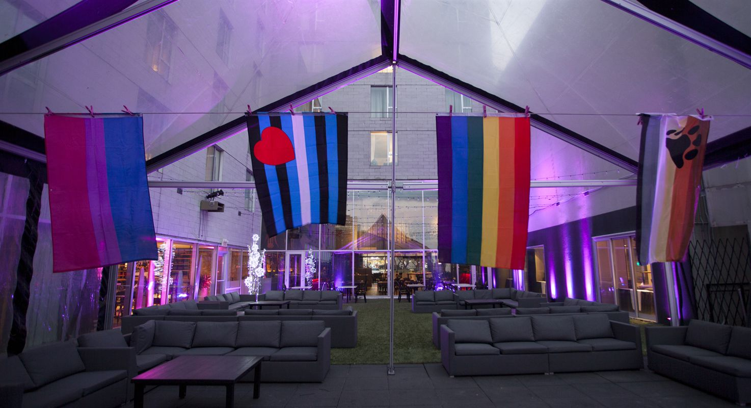 Hotels in gay village montreal