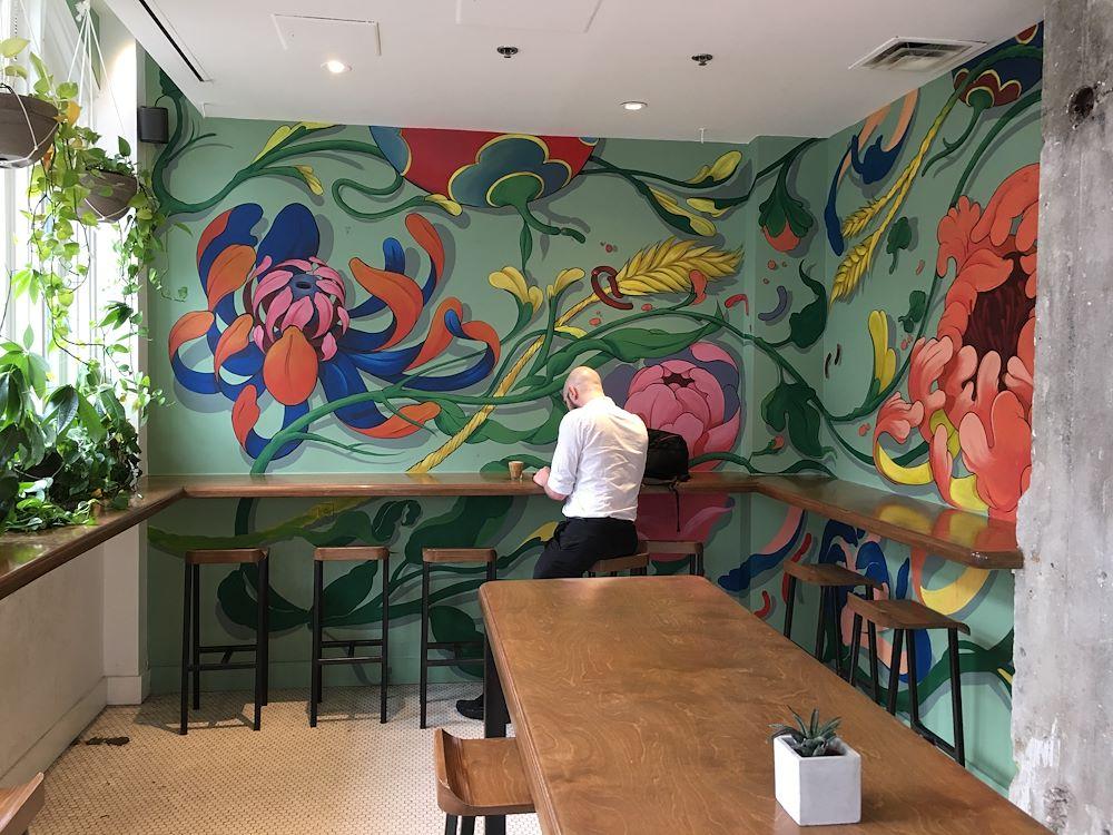 Café Origine at Hotel 10