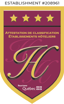 Attestation de classification etablissements hoteliers