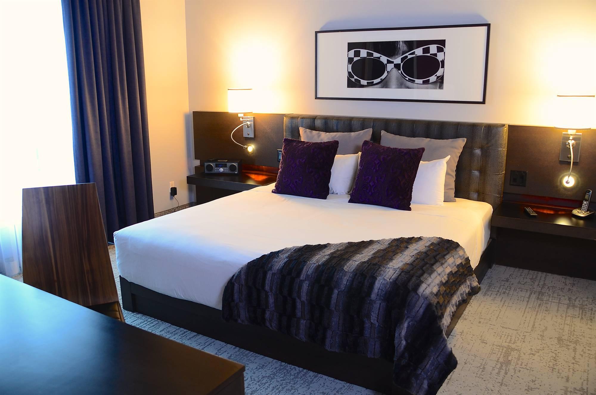 Chambres à Montréal à l\'Hôtel 10