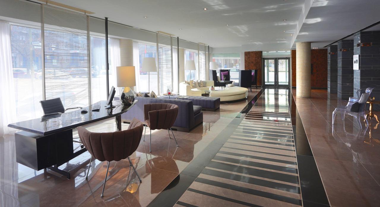 Lobby HOTEL10