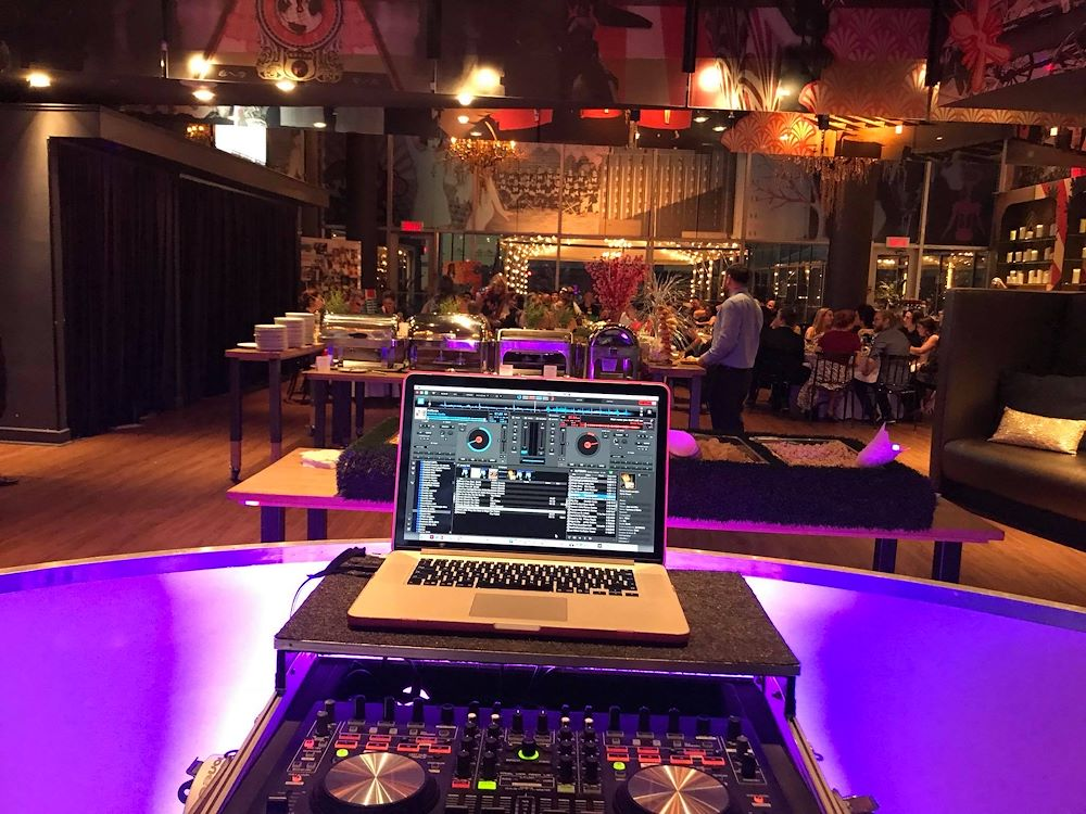 Événement avec DJ HOTEL10