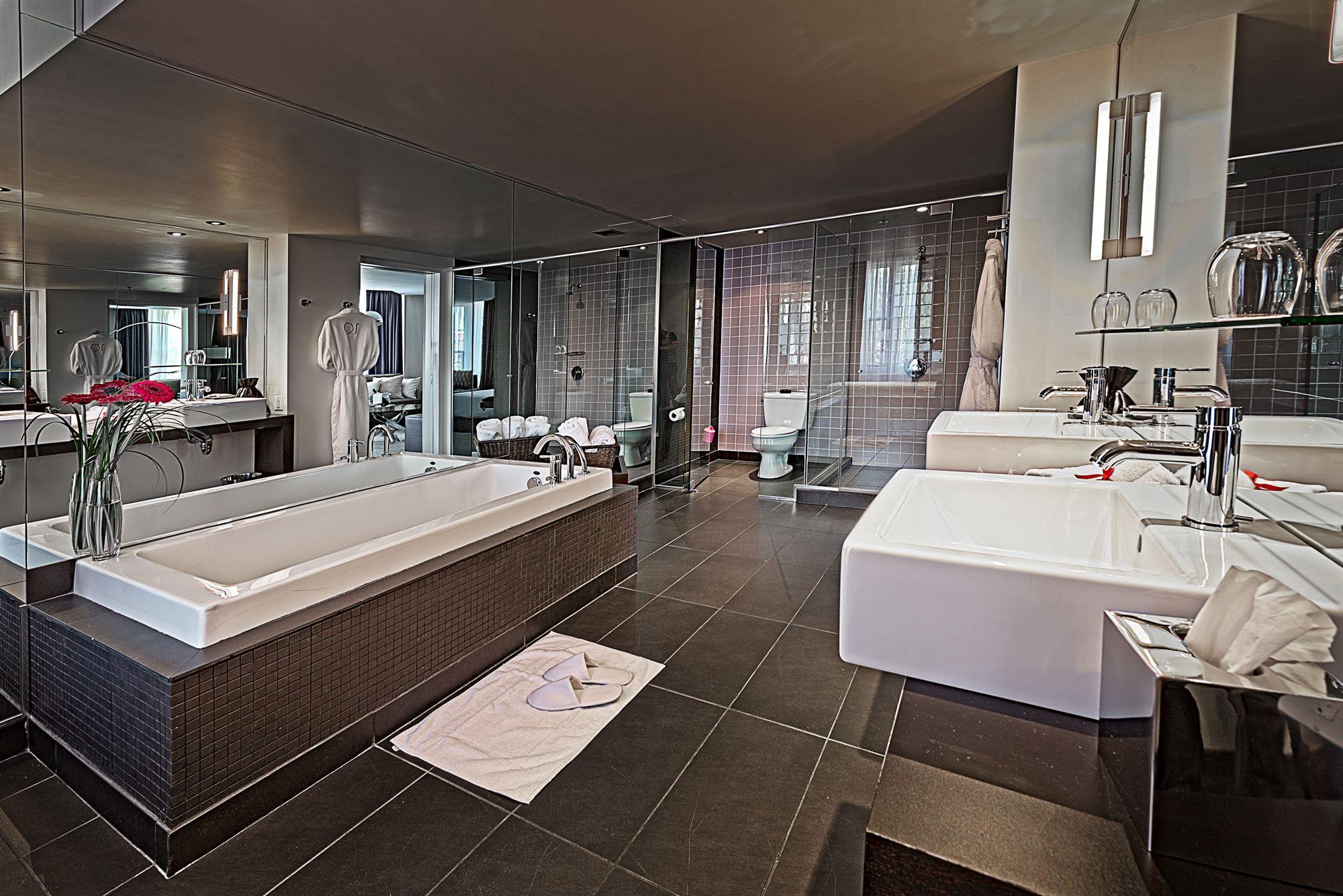 Salle De Bain D'Hotel De Luxe ~ Suites D H Tel Montr Al Suites De Luxe De L H Tel 10