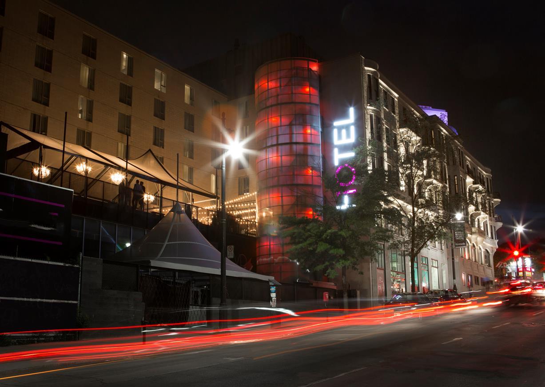 Hôtel 10, Montréal